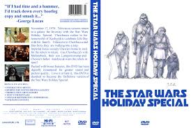 the star wars trilogy the star wars holiday special cover art
