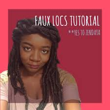faux dreads with marley hair how to faux locs quirk queen