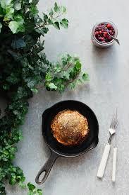 nordic oven pancake with wild blueberries u2014 my blue u0026white kitchen