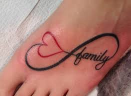 to family for infinity i like this