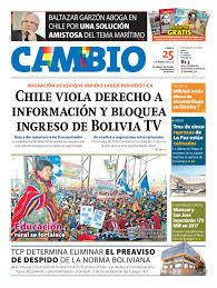 edicion impresa 25 03 17 by cambio periódico del estado