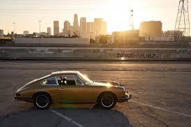 gold porsche 911 legendary 1968 porsche 911l 110 000 petrolicious