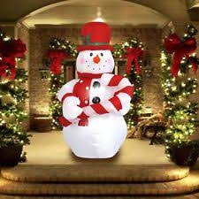 snowman yard decor ebay