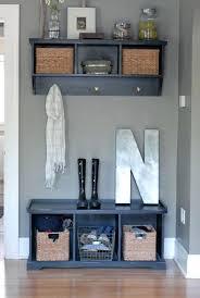 georgeous entryway storage rack with bench u2013 portraitsofamachine info