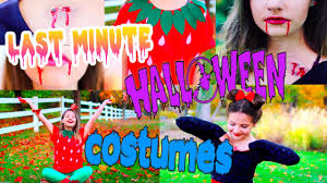 halloween cookie monster costume last minute halloween costume ideas youtube