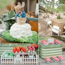 party time fun 1st birthday ideas peter rabbit rabbit and