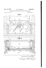 patent us2523249 insertable ventilator for double hung window