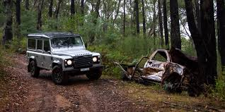 defender land rover off road new land rover defender will reportedly be a high tech off road