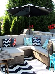 Blue Outdoor Cushions Decorating How Beautiful Target Patio Cushions With Lovely Colors