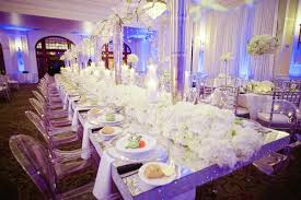 Wedding Venues In Houston Tx An All White Winter Wedding In Houston Texas Inside Weddings