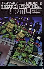 teenage mutant ninja turtles color special 2009 mirage comic books