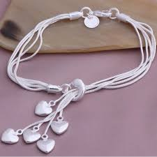fashion jewelry charm bracelet images High quality beautiful hot 925 silver fashion jewelry charm love jpg