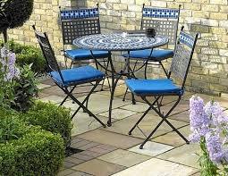 tavolino da terrazzo tavoli da giardino a mosaico tavoli da giardino