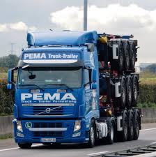 volvo trailer truck volvo fh from pema truck trailer vermietung germany flickr