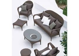 Dedon Outdoor Furniture by Dedon Tango Richard Frinier Luxury Indoor Outdoor Furniture