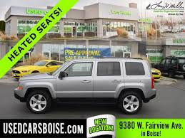 commander jeep 2016 used 2016 jeep patriot for sale in boise stock 41222p
