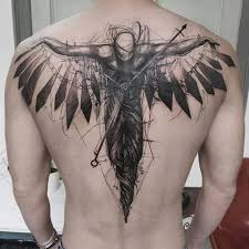 Back Tattoos - the 25 best back tattoos ideas on mens back