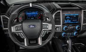 Raptor Truck Interior 2017 Ford F 150 Raptor Sales Start From Fall Future Auto Review