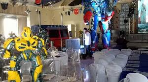 transformers party actual party wil s transformers party handicrafts atbp