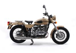 2012 ural solo st review