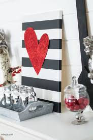 valentines day home decorations valentine mantel decor ideas for decorating your home in february