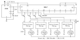 solid state relay electronic circuits