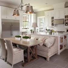 Kitchen Island With Attached Table Ways Of Integrating Corner Kitchen Tables In Your Décor Kitchens