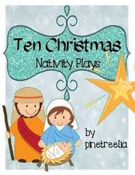 three complete nativity plays for 3 to 7 year olds with photocopy