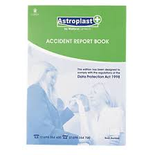 accident reporting book wallace cameron accident report book first aid kits screwfix com