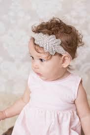 flower girl headbands rhinstone headbands fancy