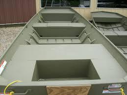 Jon Boat Floor Plans by Duck Hunting Chat U2022 Lowe 1448 Mod Project Waterfowl Boats