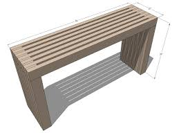 Modern Furniture Design Drawings 24 Chair Modern Furniture From Common Lumber By Sander Viegers An