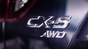 mazda cx 5 logo 2016 mazda cx5 signature mazda youtube