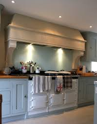 Range Hood Ideas Kitchen by Country Kitchen Stone Canopy Aga Cooker Hood Kitchen