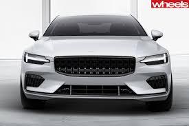 volvo range australia polestar reveals 440kw 1000nm hybrid coupe australia to miss