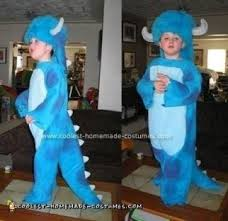Monsters Inc Costumes Coolest Homemade Sully Costumes