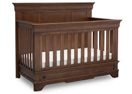 Simmons Convertible Crib Simmons Tivoli Convertible Crib N More Antique Chestnut