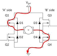 h bridges u2013 the basics modular circuits