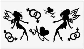 products temporary tattoo for man woman waterproof stickers