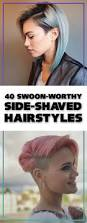 side of head tattoo best 10 shaved side of head ideas on pinterest faux side shave
