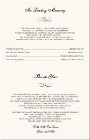 Wedding Program Catholic Wedding Programs Wording For Catholic Ceremony Finding Wedding Ideas