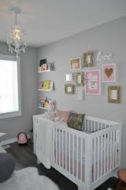 Chambre Fille Gris Et Rose by Best 25 Light Pink Nursery Walls Ideas On Pinterest Light Pink