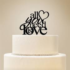 all you need is cake topper all you need is cake topper on sale at the wedding shoppe