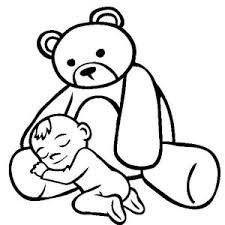 teddy bear under umbrella coloring page teddy bear under umbrella