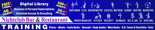 affiliate program for nightclub bar u0026 restaurant with training videos