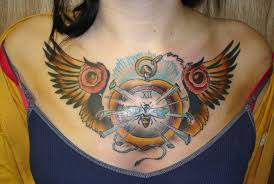hurts pocket chest by joshua bowers tattoonow
