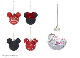 disney baubles go on sale at primark