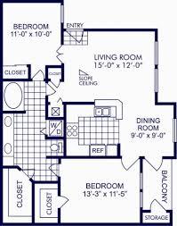 floor plan 2 bedroom apartment 1 u0026 2 bedroom apartments in houston tx camden stonebridge