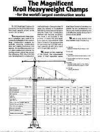 tower crane potain specifications the best crane 2017