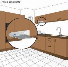 une hotte cuisine hauteur d une hotte cuisine nouveau collection homewreckr co